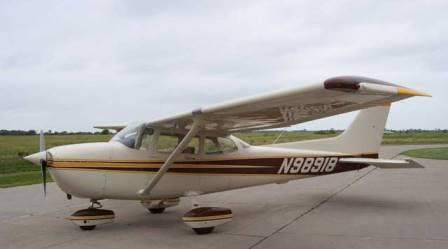 Cessna 172 or 177