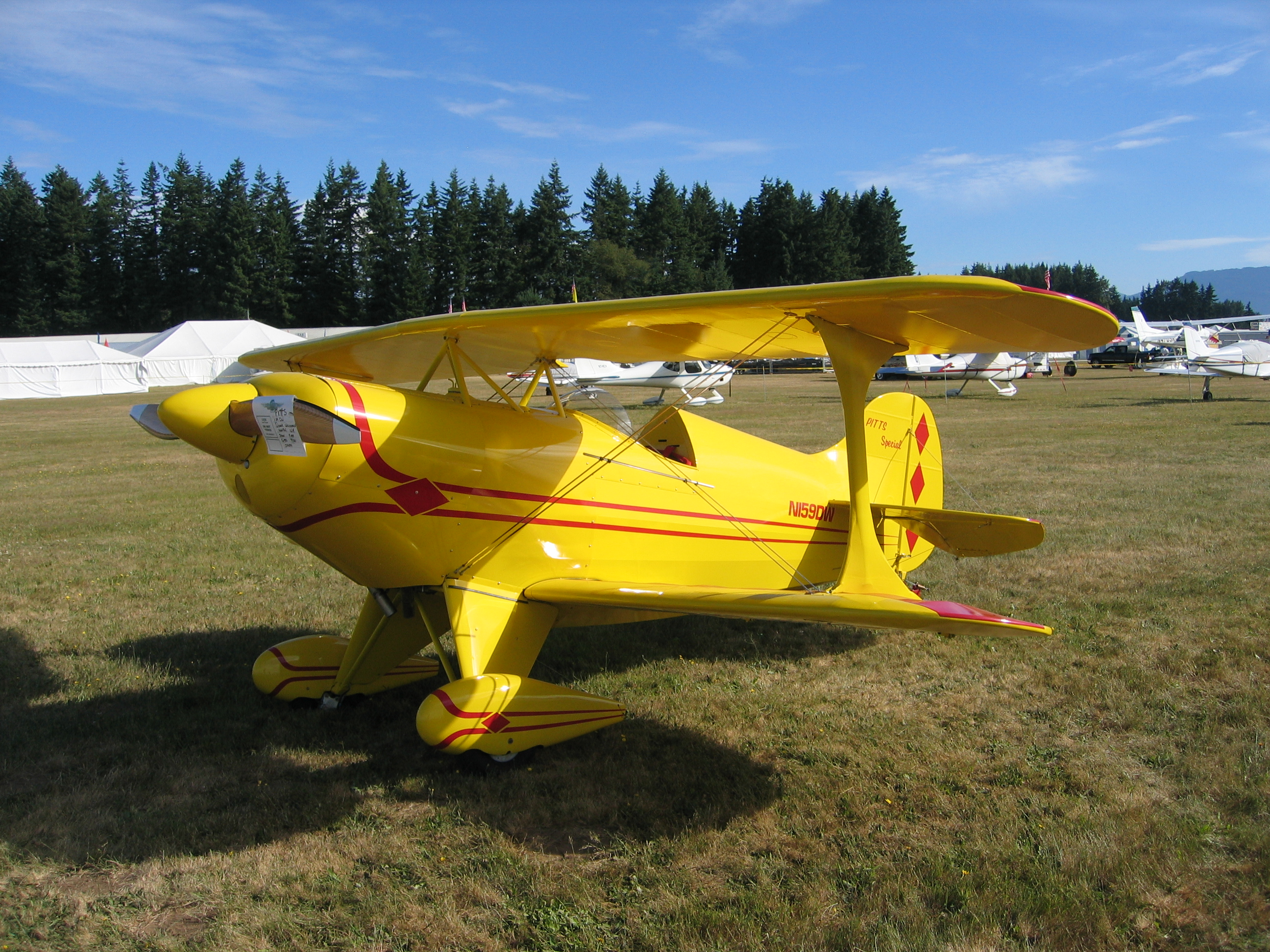 Pitts S1 Plans
